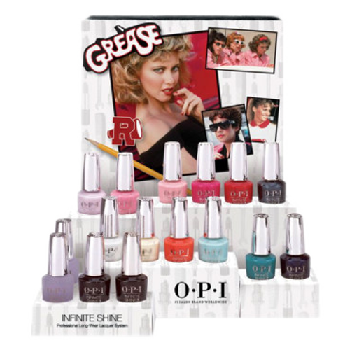 OPI Nail Lacquer 4, Grease Summer 2018 Collection, DDG10, Edition A KK0807