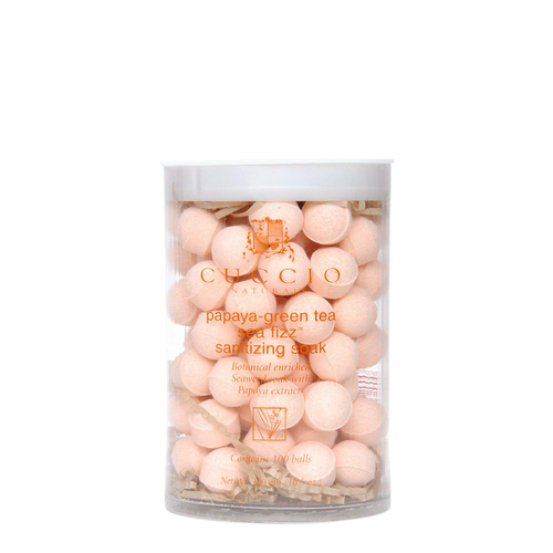Cuccio Papaya and Guava Soak balls, 100ct, 3029