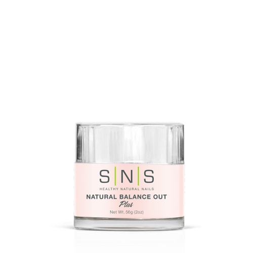 SNS Dipping Powder, 07, NATURAL BALANCE OUT, 2oz KK1107