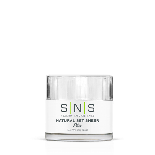 SNS Dipping Powder, 04, NATURAL SET SHEER, 2oz KK1213
