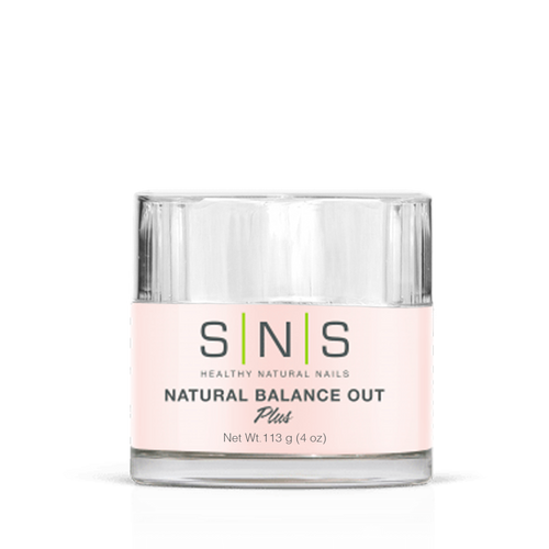 SNS Dipping Powder, 07, NATURAL BALANCE OUT, 4oz KK1107
