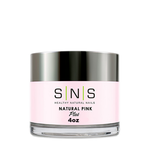 SNS Dipping Powder, 09, NATURAL PINK, 4oz KK1107