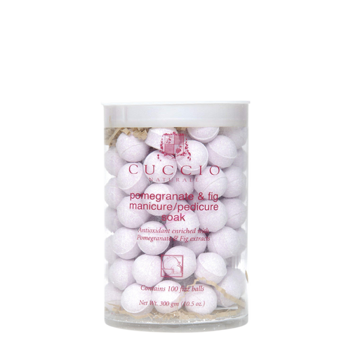 Cuccio Pomegranate and Fig Soak balls, 100ct, 3122
