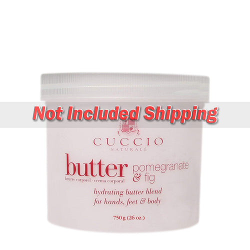 Cuccio Butter, Pomegranate and Fig Butter, 26oz, 3130