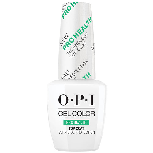 OPI Gelcolor, GC040, Prohealth Top Coat, 0.5oz KK