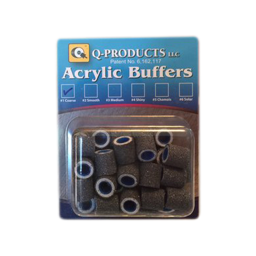 Q-Products, Q-Buffers™ Mini Acrylic Buffer, #1