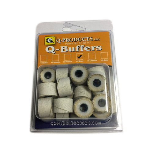 Q-Products, Q-Buffers™ Q Buffer, #4