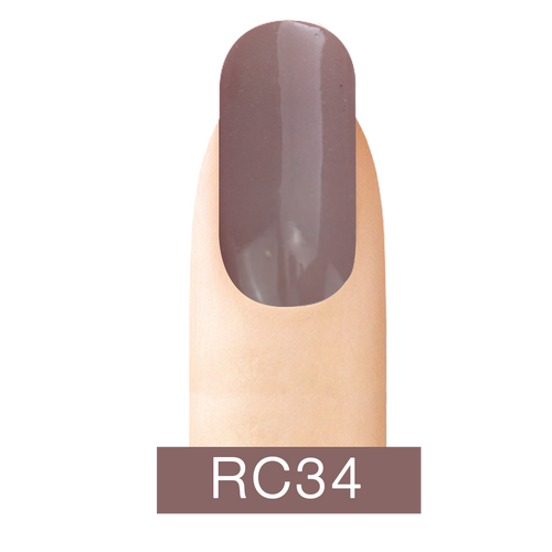 Cre8tion 3in1 ACRYLIC/DIPPING POWDER + Gel Polish + Nail Lacquer, Rustic Collection, RC34 KK1206