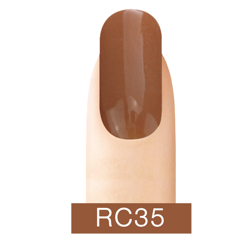 Cre8tion 3in1 ACRYLIC/DIPPING POWDER + Gel Polish + Nail Lacquer, Rustic Collection, RC35 KK1206