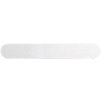 Cre8tion Nail Files REGULAR White Sand-No Cusion, Grit 80/80, 40pks/case, 50pcs/pack, 07034