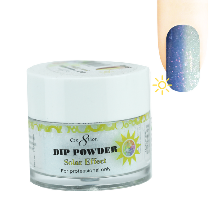 Cre8tion Sun Change Dipping Powder 1oz, Sun 12, 31212 BB KK0911