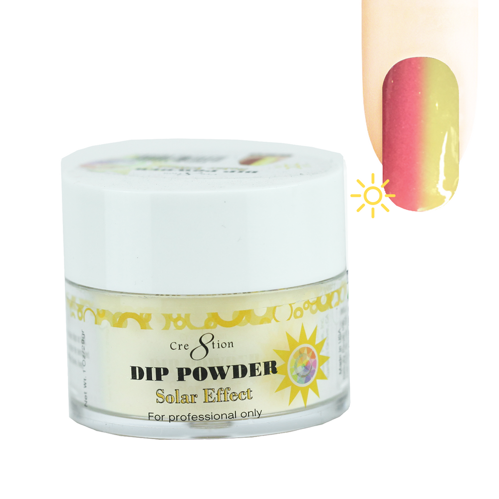 Cre8tion Sun Change Dipping Powder 1oz, Sun 20, 31220 BB KK0911