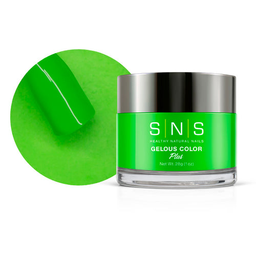 SNS Gelous Dipping Powder, SC09, Summer Collection, 1oz KK
