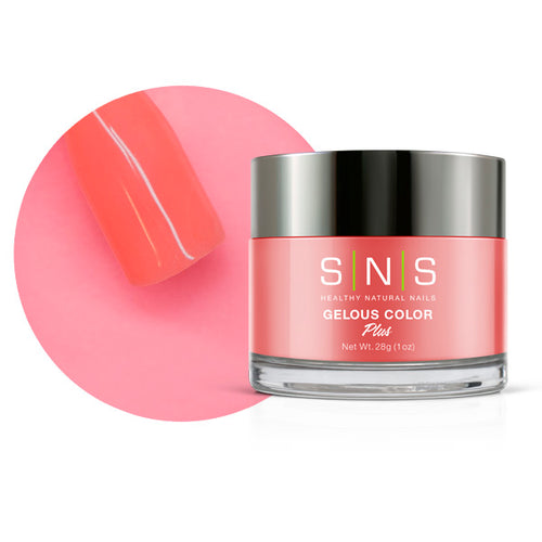 SNS Gelous Dipping Powder, SC11, Summer Collection, 1oz KK0724