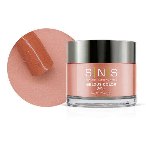SNS Gelous Dipping Powder, SC17, Summer Collection, 1oz KK0724