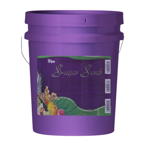 Be Beauty Spa Collection, Sugar Scrub, Lavender, 5Gallon, CSC0004G5 KK0511