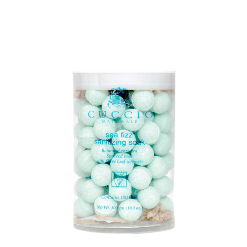 Cuccio Sea Fizz Soak balls, 100ct, 3021