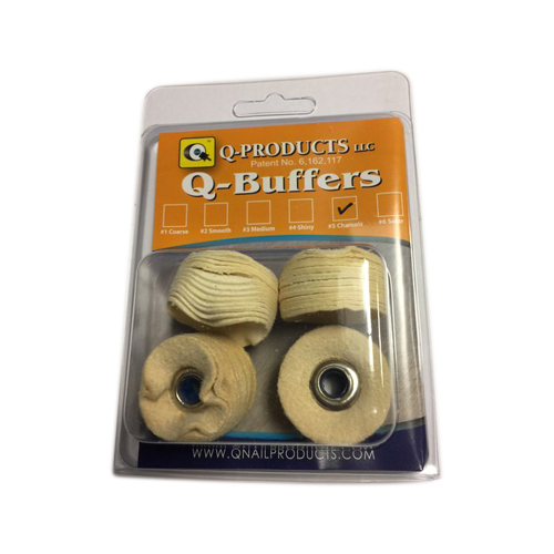 Q-Products, Q-Buffers™ Charmois, Single Piece