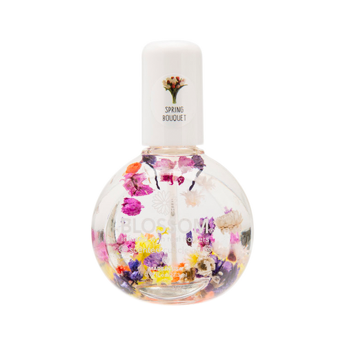 Blossom Floral Scented Cuticle Oil, Spring Bouquet, BLCO122-4, 0.92oz OK1207