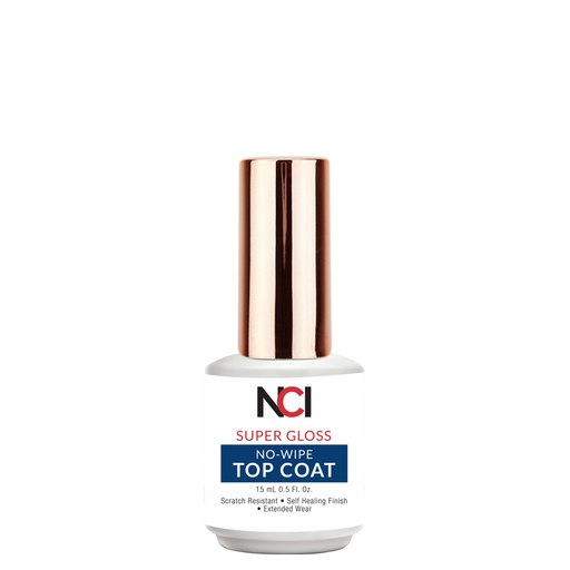 NCI Super Gloss, No Wipe Top Coat, 0.5oz KK1030