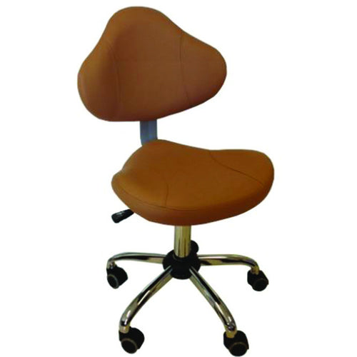 Cre8tion Technician Chair, Cappuccino, TC001CA (NOT Included Shipping Charge)