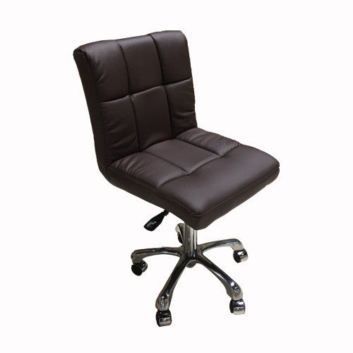 Cre8tion Technician Chair, Chocolate, TC004CE (NOT Included Shipping Charge)