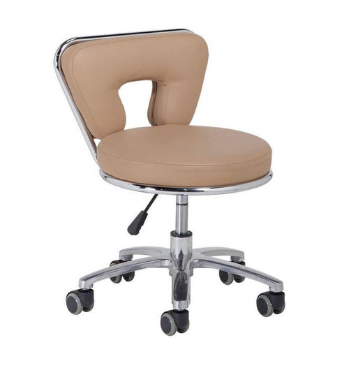 Cre8tion Technician Stools, Cappuccino, TS001CA KK (NOT Included Shipping Charge)