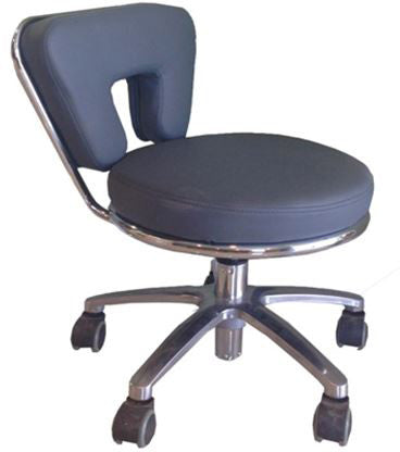 Cre8tion Technician Stools, Gray, TS001GR (NOT Included Shipping Charge)