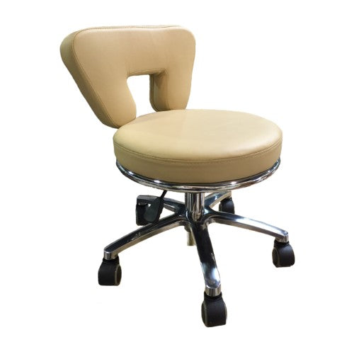Cre8tion Technician Stools, Beige, TS001BE (NOT Included Shipping Charge)