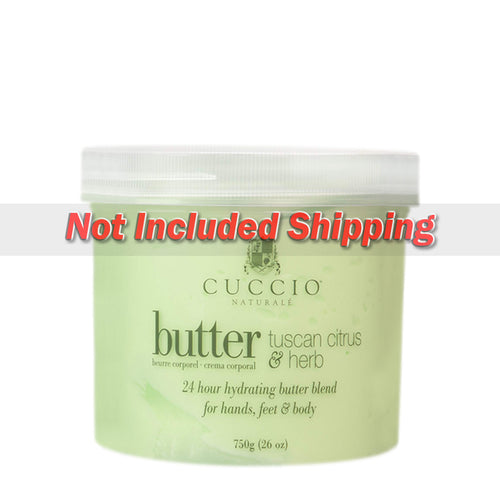 Cuccio Butter, Tuscan Citrus and Herb, 26oz, 3089