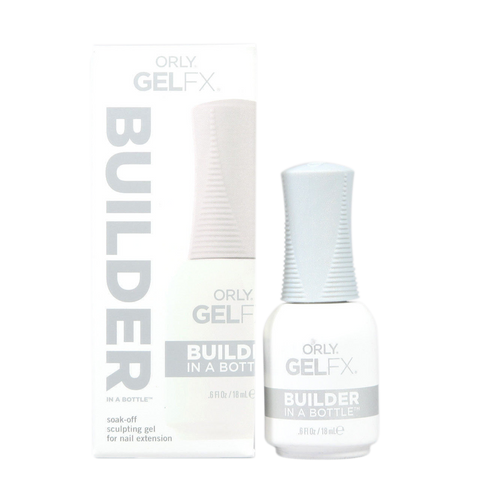 Orly GelFX Builder In A Bottle, Ditch The Pots And Tubes, All-In-One, 0.6oz KK1109