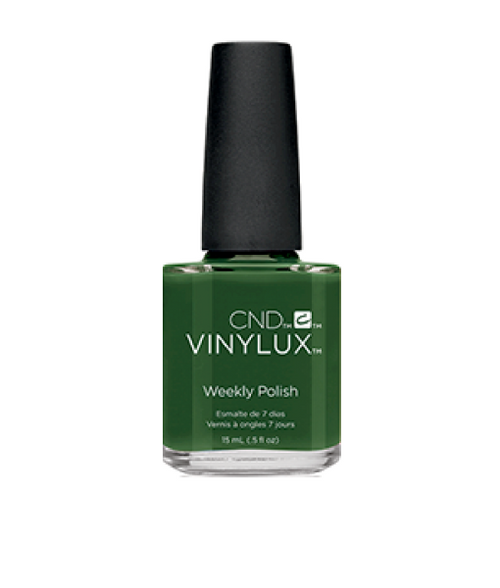 CND Vinylux 6, V246, Rhythm & Heat Collection, Palm Deco, 0.5oz