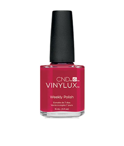 CND Vinylux 6, V248, Rhythm & Heat Collection, Rip Guava, 0.5oz