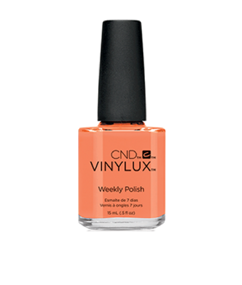 CND Vinylux 6, V249, Rhythm & Heat Collection, Shells In The Sand, 0.5oz