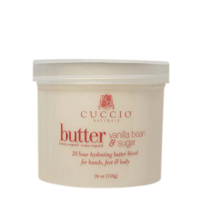 Cuccio Butter, Vanilla Bean and Sugar, 26oz, 3246