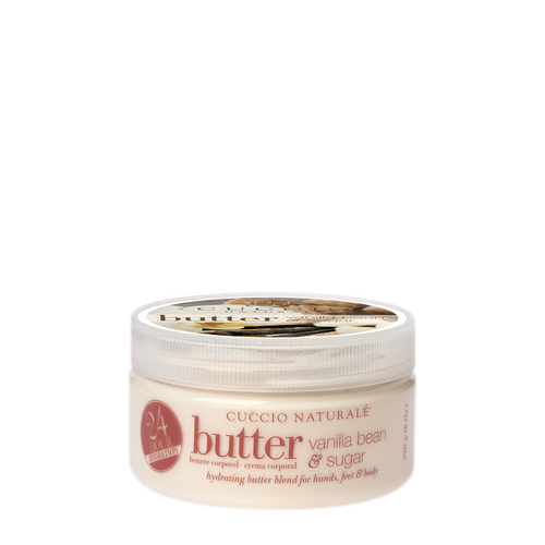 Cuccio Butter, Vanilla Bean and Sugar, 8oz, 3226