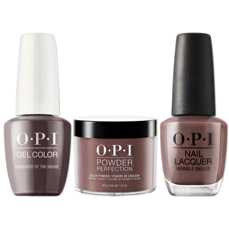 OPI 3in1, DGLW60, Squeaker Of The House, 1.5oz