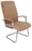 Cre8tion Waiting Chair, Cappuccino, WC002CA (NOT Included Shipping Charge)