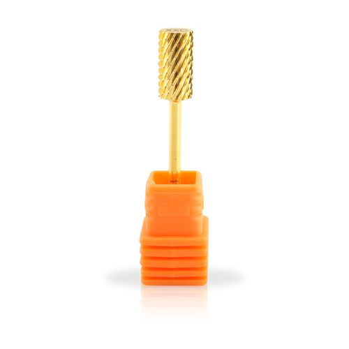 "Cre8tion Carbide Extra Coarse CXX, Large Barrel, 1/8"", Gold, 17025 BB"