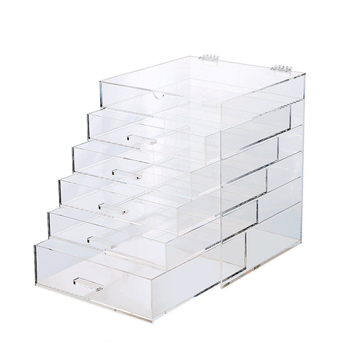 Cre8tion Acrylic Accessories Box 150 Grids, 26164 BB KK0715