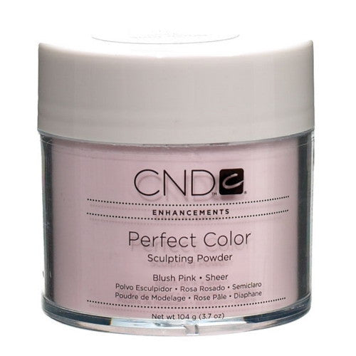 CND Perfect Color Sculpting Powders, 03024, Blushing Pink (sheer), 3.7oz KK1217
