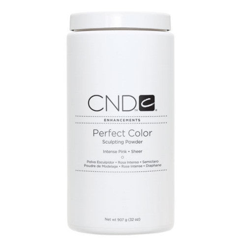 CND Perfect Color Sculpting Powders, 03713, Intense Pink (Sheer), 32oz KK0730