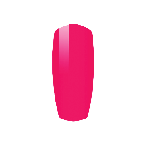 DC Nail Lacquer And Gel Polish (New DND), DC012, Peacock Pink, 0.6oz KK1015