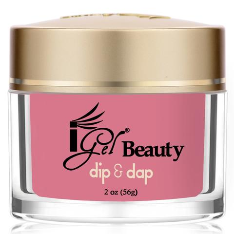 Dip & Dap Dipping Powder, DD019, Lady Rose, 2oz KK1003