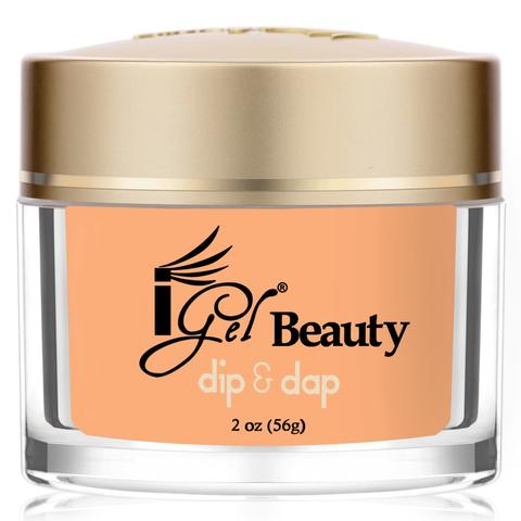 Dip & Dap Dipping Powder, DD021, Peach Blossom, 2oz KK1003