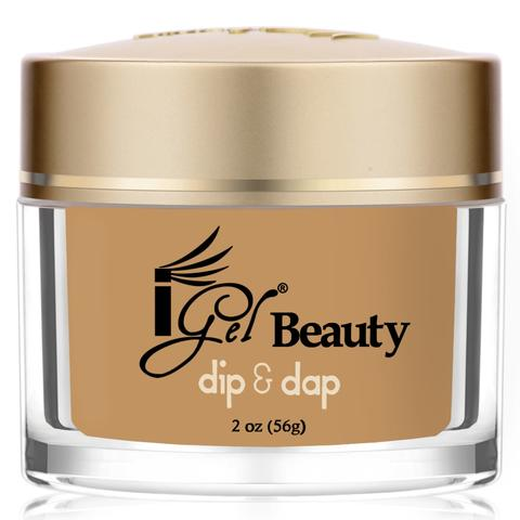 Dip & Dap Dipping Powder, DD024, Harmonic Tan, 2oz KK1003