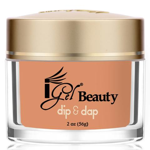 Dip & Dap Dipping Powder, DD026, Shy Pink, 2oz KK1003