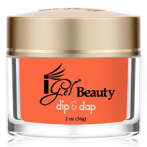 Dip & Dap Dipping Powder, DD029, Coral Blaze, 2oz KK1003