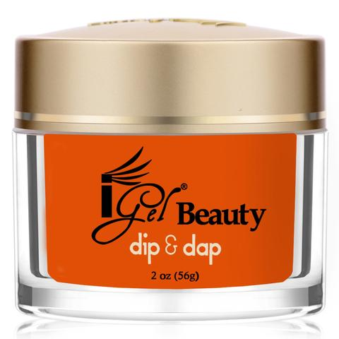 Dip & Dap Dipping Powder, DD030, Mandarin Madness, 2oz KK1003