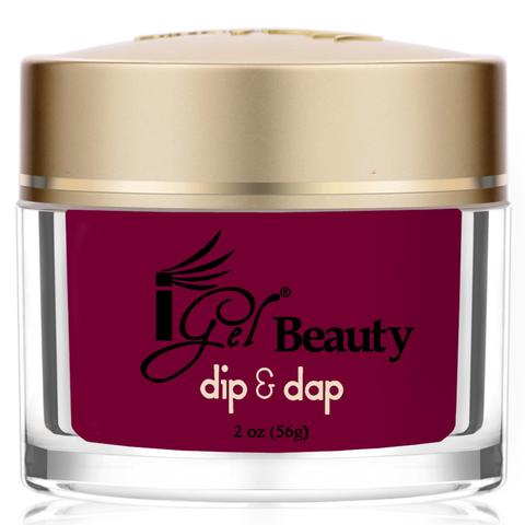 Dip & Dap Dipping Powder, DD035, Mulberry, 2oz KK1003